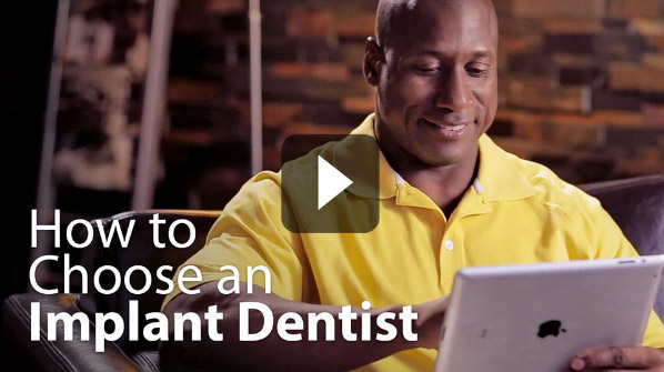 Dental Implant Video - How to Choose an Implant Dentist